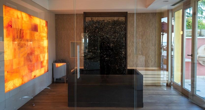 Hotel Sirmione, Spa Salt Room
