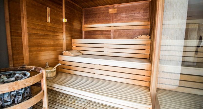 Hotel Sirmione, Sauna