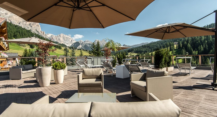 Hotel Diamant, Mountain View Terrace