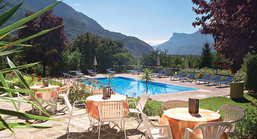 Hotel Salgart, Swimming Pool