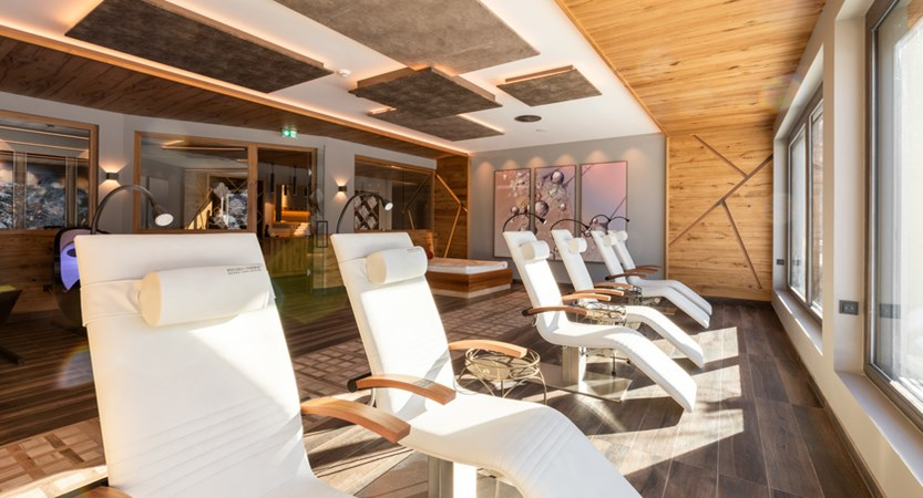 Family Resort Alpenpark, Seefeld, Austria Relaxation Lounge