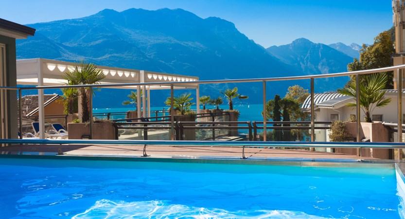 Hotel Europa SkyPool & Panorama, Pool