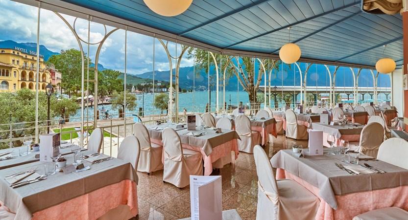 Hotel Europa SkyPool & Panorama, Dining Room