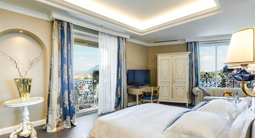 Villa e Palazzo Aminta, Junior Suite