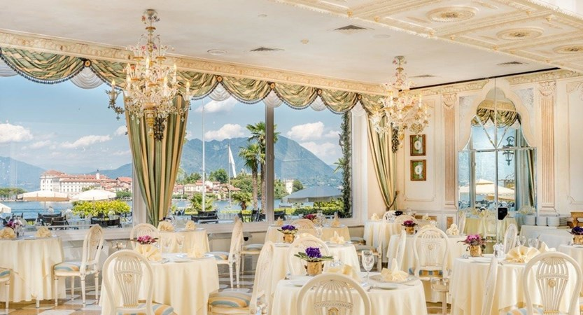 Villa e Palazzo Aminta, Le Isole Restaurant (1)