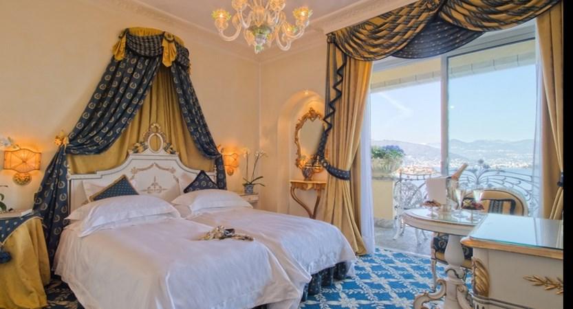 Villa e Palazzo Aminta, Deluxe lake view room