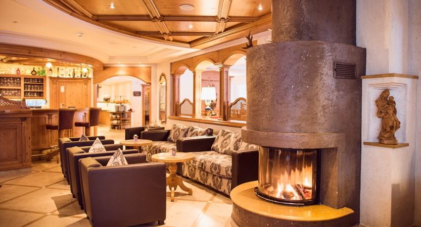 Activehotel Bergkonig Neusift Austria Lobby