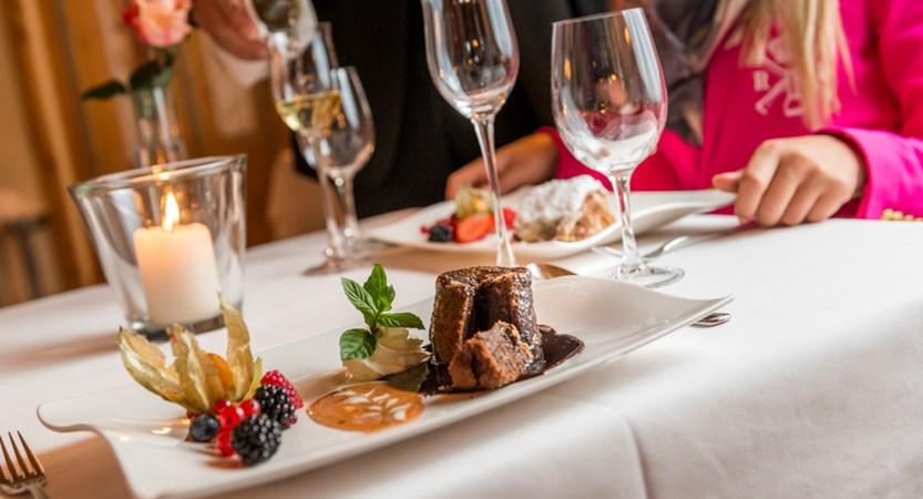Hotel Eva Saalbach Austria Food