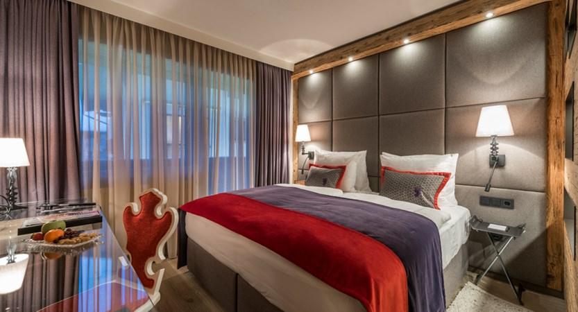 Hotel Eva Saalbach Austria Thommy Bedroom