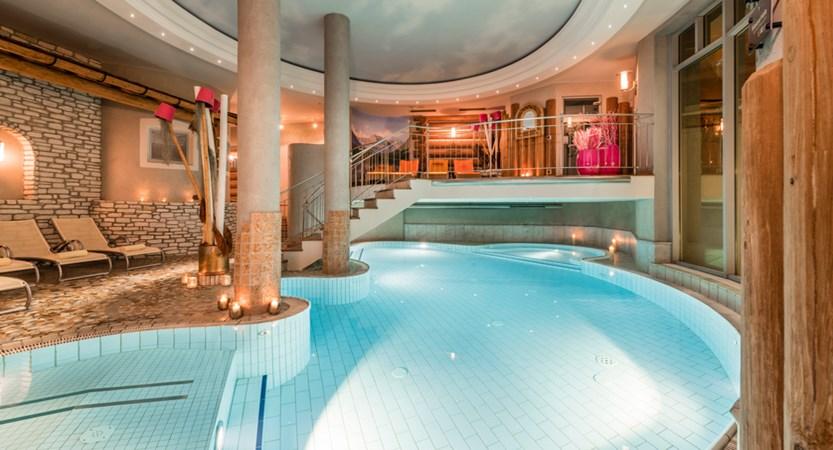 Hotel Eva Saalbach Austria Indoor Pool