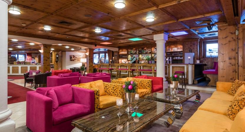 Hotel Eva Saalbach Austria Lobby & Bar
