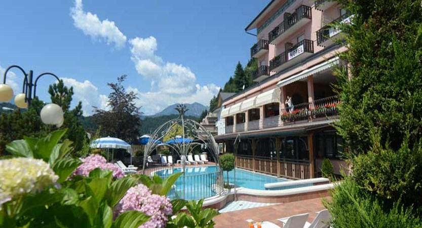 Hotel Ariston, Lake Levico, Italy - hotel exterior.jpg