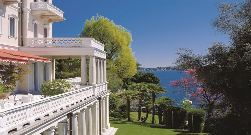 Grand Hotel Majestic, Pallanza, Lake Maggiore, Italy - exterior.JPG