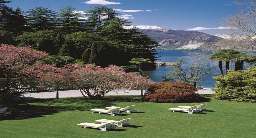Grand Hotel Majestic, Pallanza, Lake Maggiore, Italy - garden.JPG