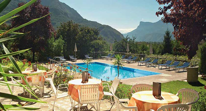 Salgart Hotel, Merano, Italy - Outdoor Pool.jpg