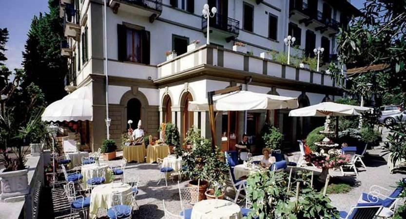 Hotel Astoria, Montecatini, Italy - Garden.jpg