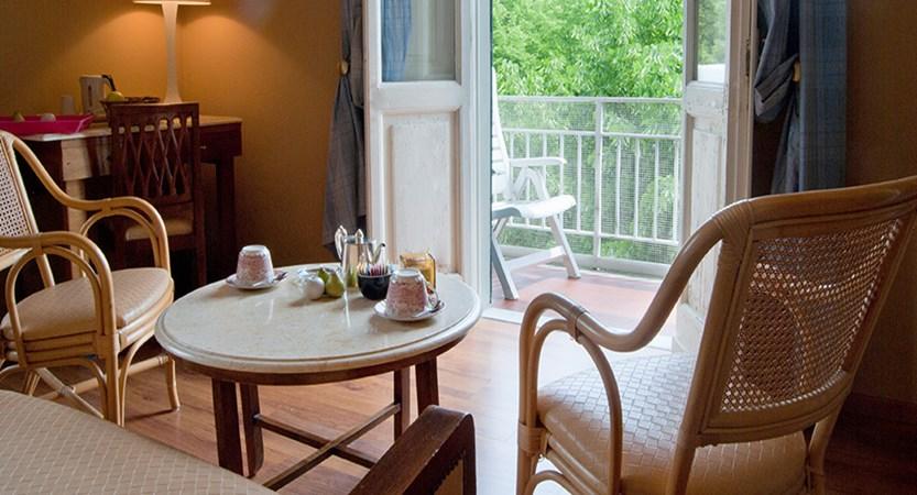 Hotel Mediterraneo, Montecatini, Italy - bedroom with view of balcony.jpg