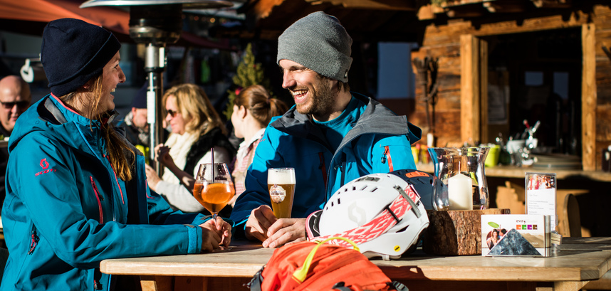 The best ski resorts for foodies