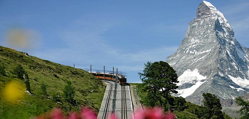 The Matterhorn Glacier Paradise