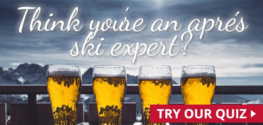 Apres Ski Bar Quiz