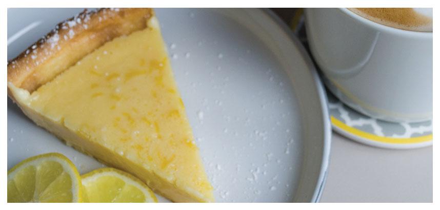 French-inspired Tangy Lemon Tart