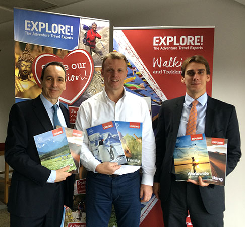 Hotelplan UK acquire Explore