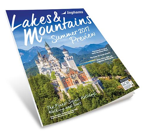 Lakes & Mountains 2016