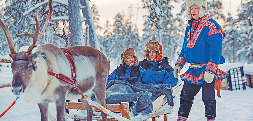 Lapland True or False