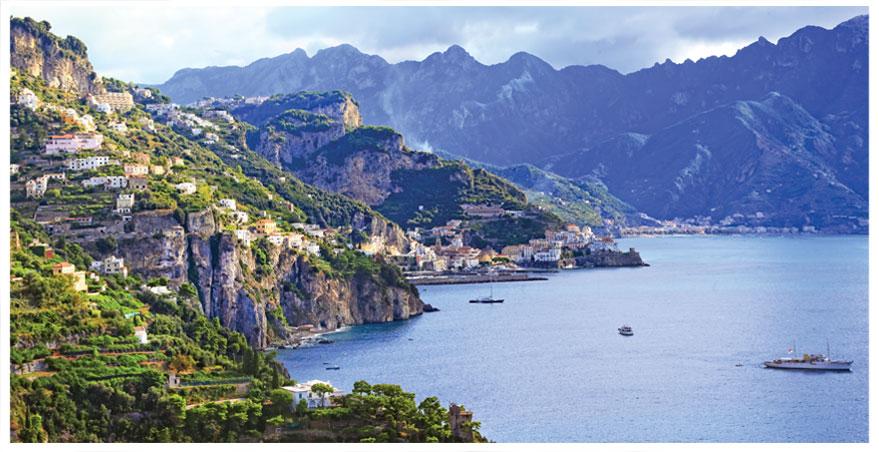 Amalfi Coast Splendours