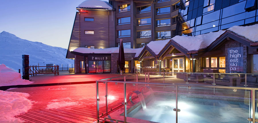 Hotel Alta Pura