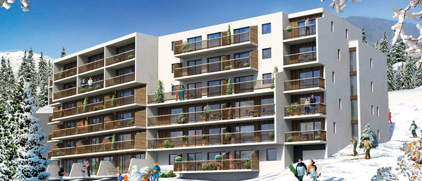 Flaine Apartments, Flaine