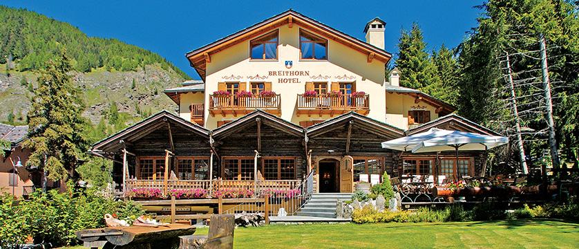Chalet Hotel Breithorn