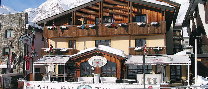 Xtra Chalet Dragon, Cervinia