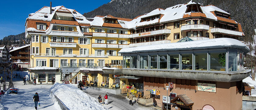 Win a Ski Break - Hotel Silberhorn