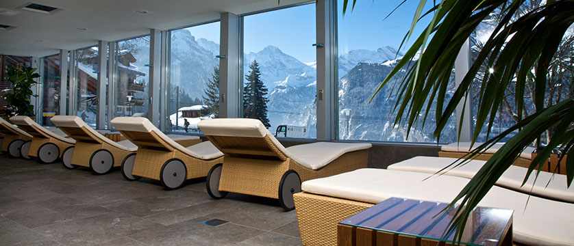 Win a Ski Break - Wellness Centre