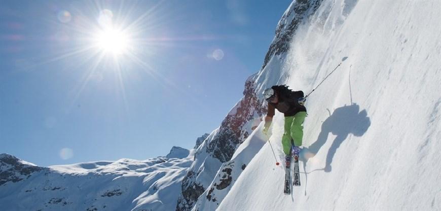 The Harakiri, Mayrhofen - Scary Ski Runs