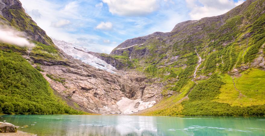 Glaciers and Coast