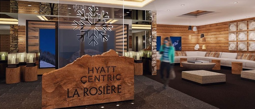 Hyatt Centric Reception, La Rosière