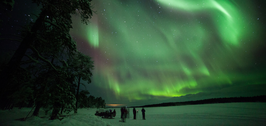 Legends of the Northern Lights