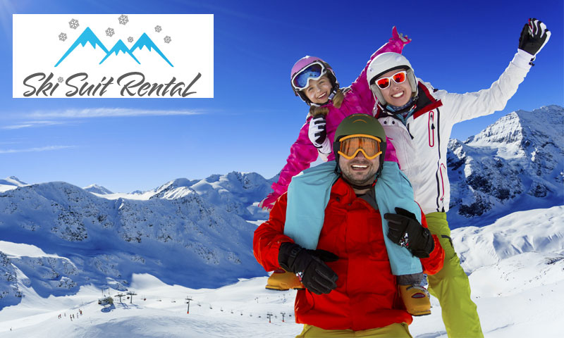 Ski Suit Rental discount