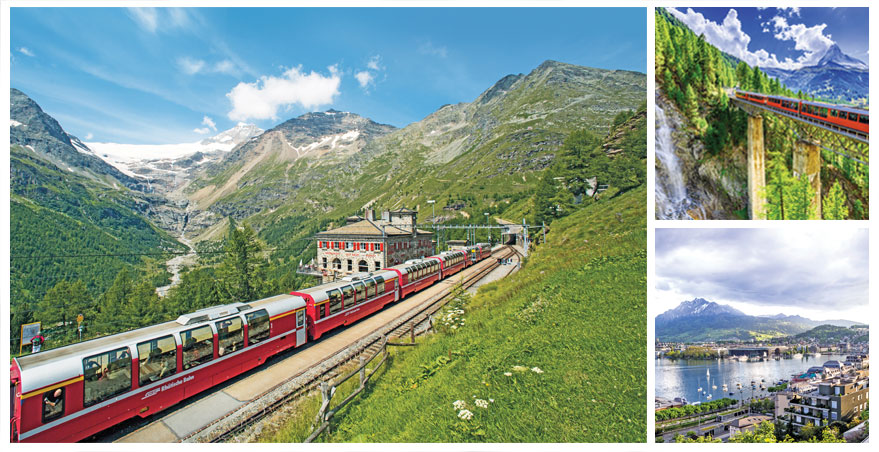 Swiss classic tour