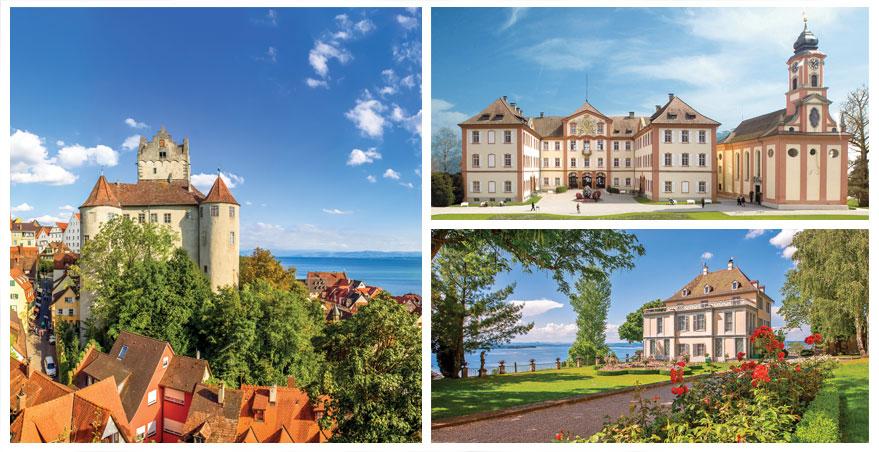 Castles & Gardens of Lake Constance