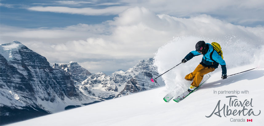 Ski Canada Alberta