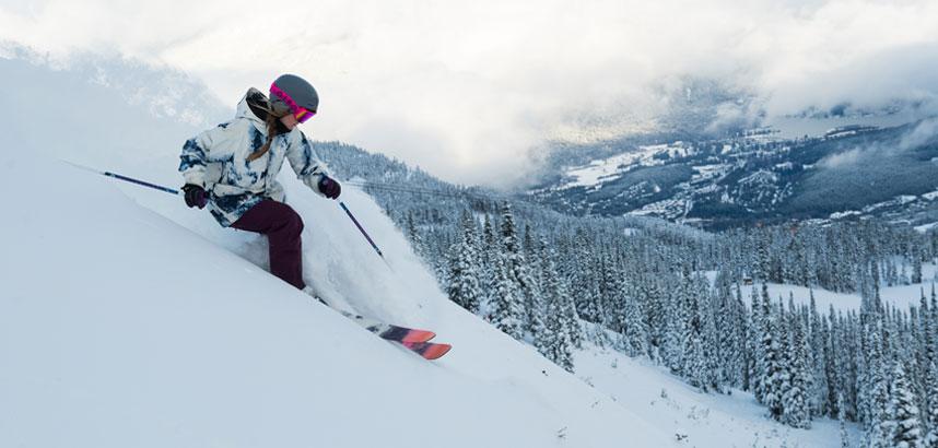 Ski Canada Whistler