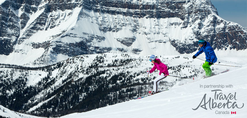 Ski Canada Banff