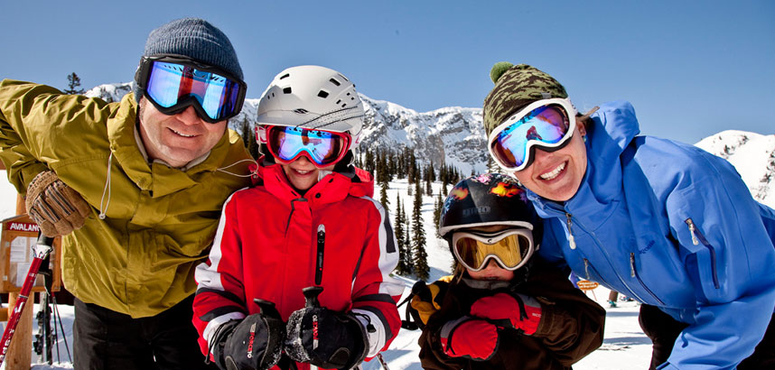 Ski Canada Fernie British Columbia