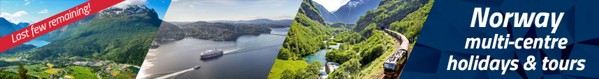 Norway multi-centre holidays & tours