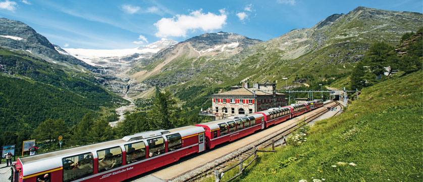 Swiss rail holidays with Inghams