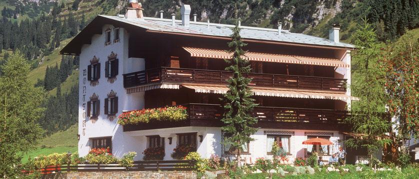 Hotel Montfort, Lech