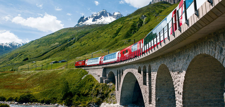 Glorious Glacier Express
